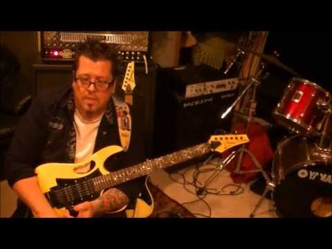 In The Style Of Aerosmith on guitar by Mike Gross(rockinguitarlessons.com)