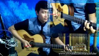 download lagu Slam - Gerimis Mengundang Malaysia Nathan Fingerstyle Menggunakan Pulpen gratis