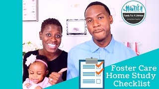 Preparing For Your Foster Care Homestudy (Part 1 of 2)