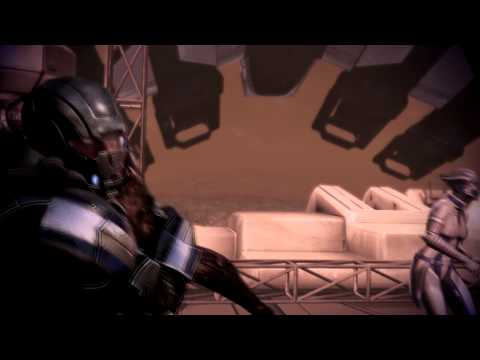 Mass Effect 3: Kaidan Gay Romance #5: Kaidan got hurt badly