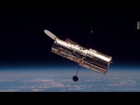 Hubble Telescope: 25 Years Of Unveiling The Universe