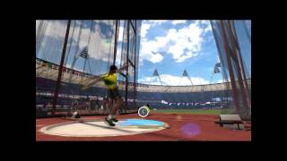 London 2012: The Official Video Game of the Olympic Games- RECORDS