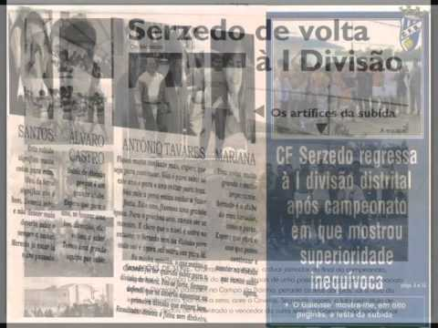 Serzedo TV -  Hist�ria do Clube