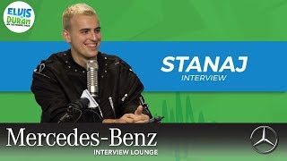 How Justin Bieber Helped Stanaj Get His Start | Elvis Duran Show