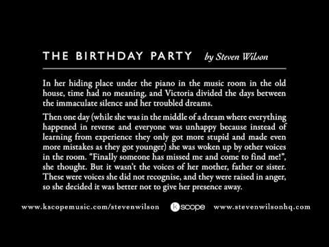 Steven Wilson - The Birthday Party (Ghost Story)