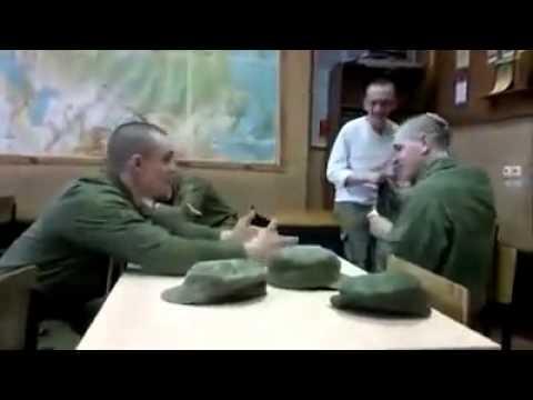 Юмор в армии