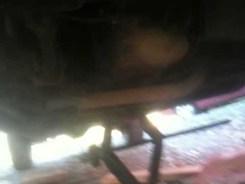 Starter removal process for 95 S10 Chevy 4.3L V6 engine. manual tranny