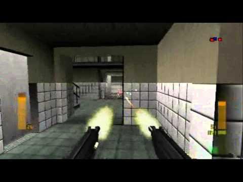 Goldeneye X Match 24: Team Bond vs Team Janus (1080p HD)