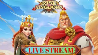 NEW Updates Is Live! Taking the First Look Into It and NEW Commanders! Rise of Kingdoms
