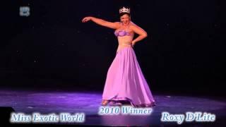 MEW-G - Farwell performance by Roxi D'Lite