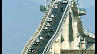 World Most Dangerous Bridge In Japan | Awesome Bridge Japan