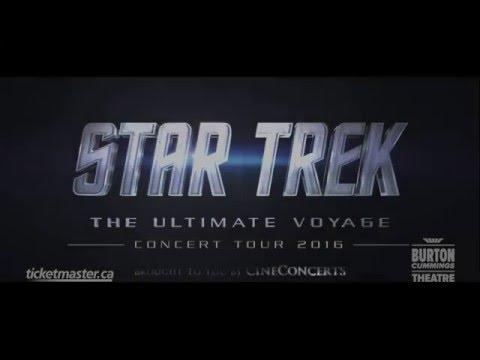 Star Trek: The Ultimate Voyage @ THE BURT