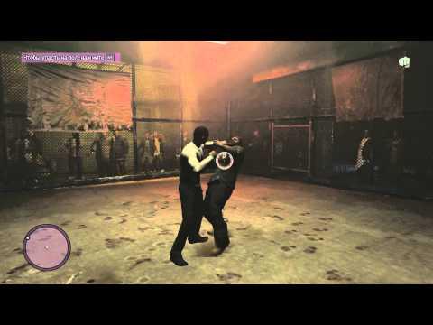 GTA 4 The Ballad of Gay Tony Смертельные бои в клетке