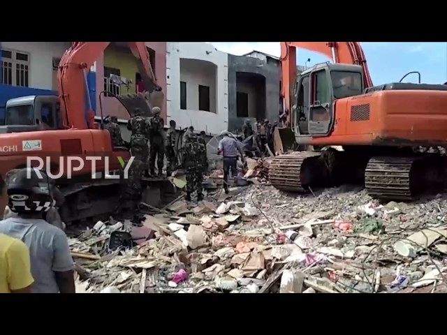Indonesia: Almost 100 dead after 6.5 mangitude earthquake strikes Sumatra