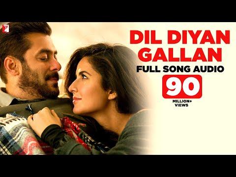 Dil Diyan Gallan Video Song - Tiger Zinda Hai
