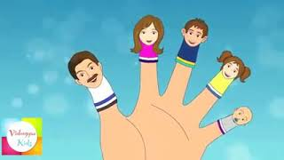 Finger family collection.