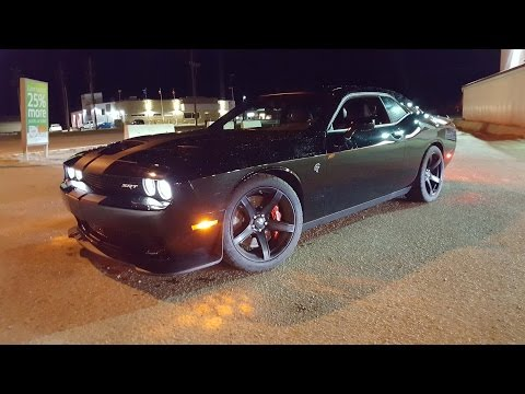 2017 Challenger Hellcat Speed Run MP3