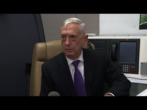 Mattis Going to China For First Time Ever