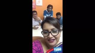 Bangladeshi Hot Model Nowshin -