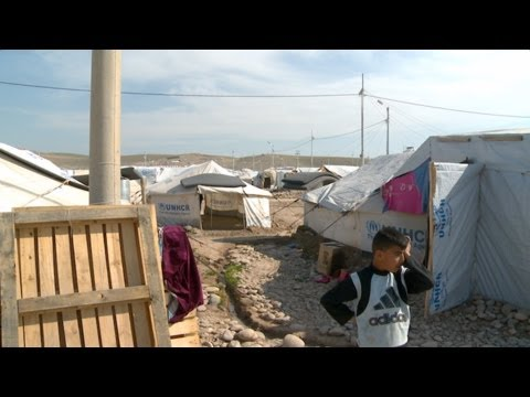 Syrian Crisis in Kurdistan Region of Iraq