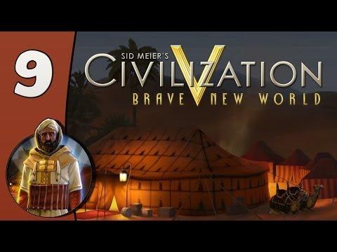 Civilization V Daily #1: Morocco - Part 9