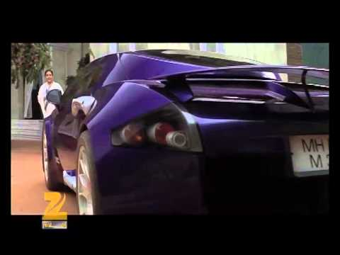 Taarzan - The Wonder Car Promo On Zee Aflam (june 2013) video