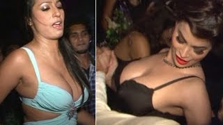 HOT Bollywood Actresses Caught Dirty Dancing - Top 5 | Uncensored Video