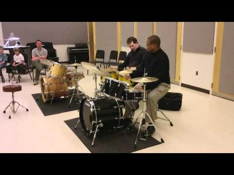 Sean Dobbins - Drum Set (cont.)