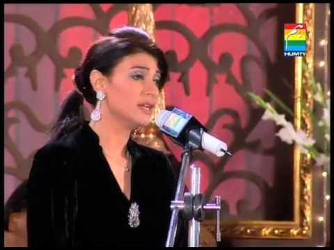 Fariha Pervez Performs Live In Hum Tv's Tribute To Jagjit Singh - Part 1 video