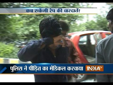 Neighbour Rapes Minor In Noida's Nithari Area video