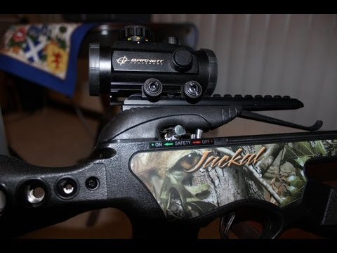Barnett Jackal Crossbow - Review - The Lighthouse Lady