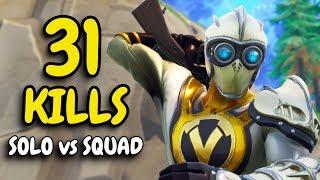 31 KILL CRAZY ENDING | Solo vs Squad