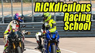 RiCKdiculous Racing School