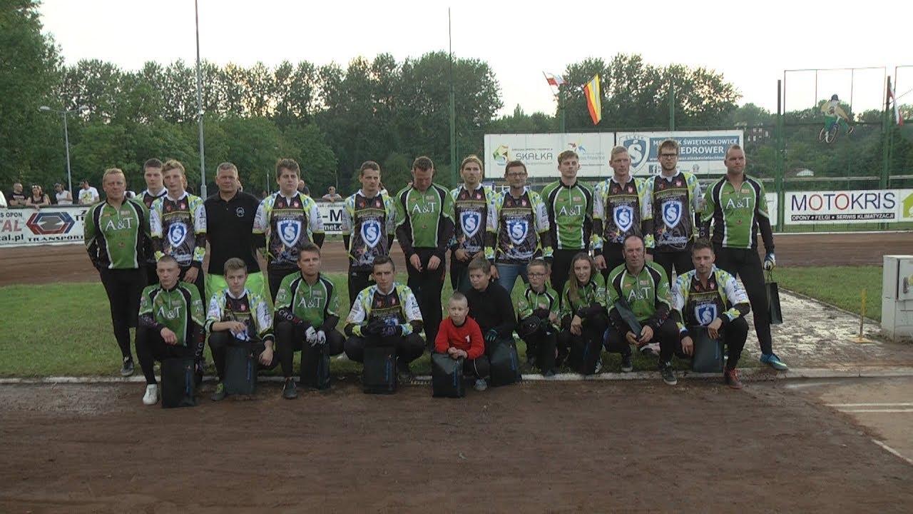 MS Śląsk Świętochłowice - Astley & Tylsdeslej Cycling Club