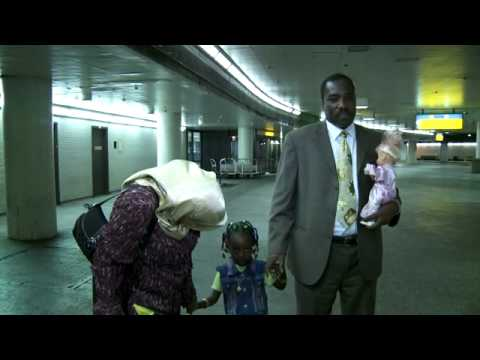 HIAS Creates Darfur Family Reunion