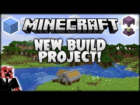 FASTEST ICE ROAD & NEW MINECRAFT BUILD PROJECT! |  | Let's Play Minecraft Survival