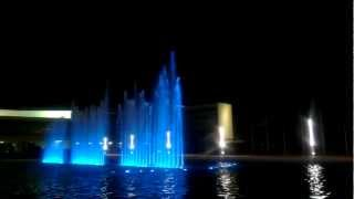 Belgrade fountain - 2012 - FullHD