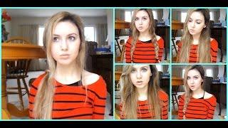 Easy no heat hairstyles for school ~spring 2015