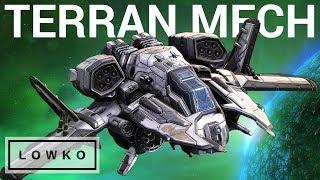 StarCraft 2: Epic Match!  REINVENTING TERRAN MECH?!