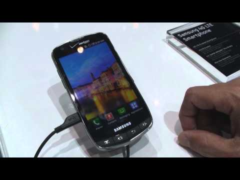"""Verizon Samsung Droid Charge Android with 4.3"""" Super AMOLED Plus"""