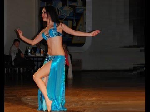 Superb Hot Sexy Arabic Belly Dance Marta Korzun