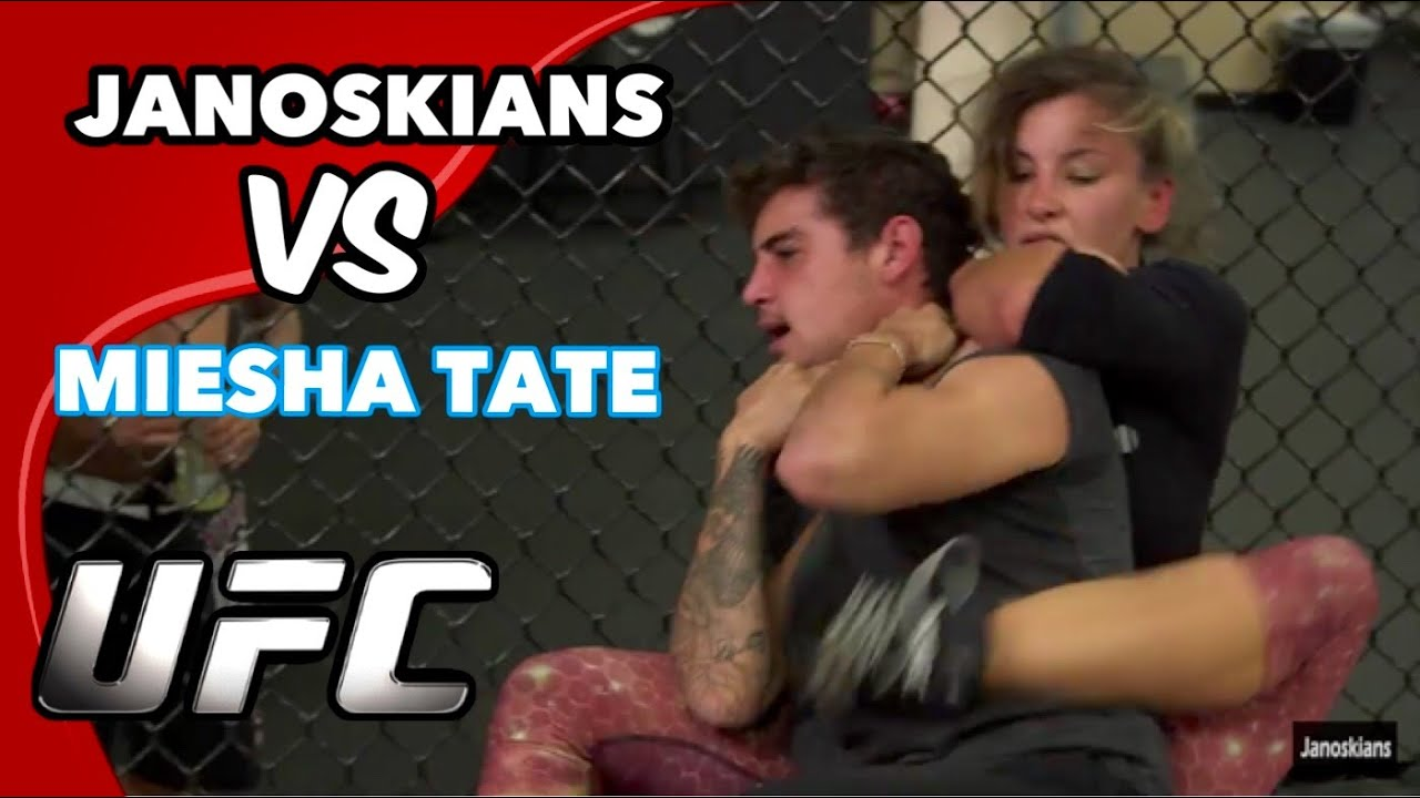 [Think You Could Take On A Female UFC Fighter?] Video