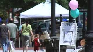 City of Newnan, GA Video Brochure