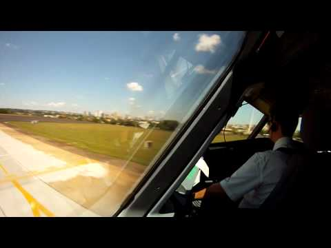 A whole flight day in 8 minutes (TIME LAPSE)