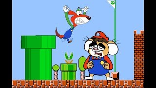 Rat-A-Tat |'Super Mario Mice Bros Real Video game 1 Hour fun'| Chotoonz Kids Funny Cartoon Videos