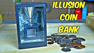 This Coin Bank Will Blow Your Mind!