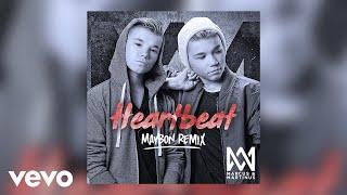 download lagu Marcus & Martinus - Heartbeat Maybon Remix gratis