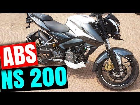 2018 PULSAR NS 200 ABS WALK AROUND VIDEO!