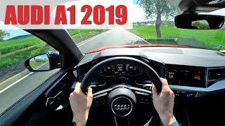 2019 Audi A1 30 TFSI, 4K POV TEST: Možná nedává úplně smysl. No a?