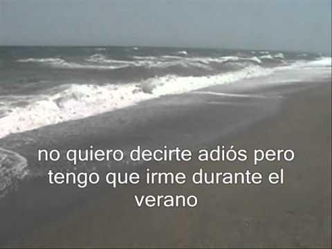 Sealed with a kiss-  Bobby Vinton-subtitulos en español- sellado...